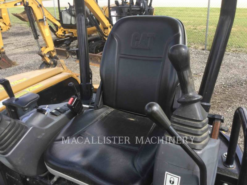 CATERPILLAR KETTEN-HYDRAULIKBAGGER 303E equipment  photo 16