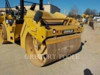 CATERPILLAR TANDEMOWY WALEC WIBRACYJNY DO ASFALTU (STAL-STAL) CB-54 equipment  photo 11