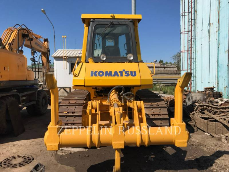 KOMATSU TRACK TYPE TRACTORS D 65 E-12 equipment  photo 4