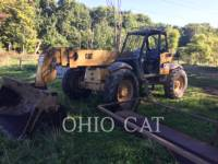 CATERPILLAR TELEHANDLER TH460B equipment  photo 7