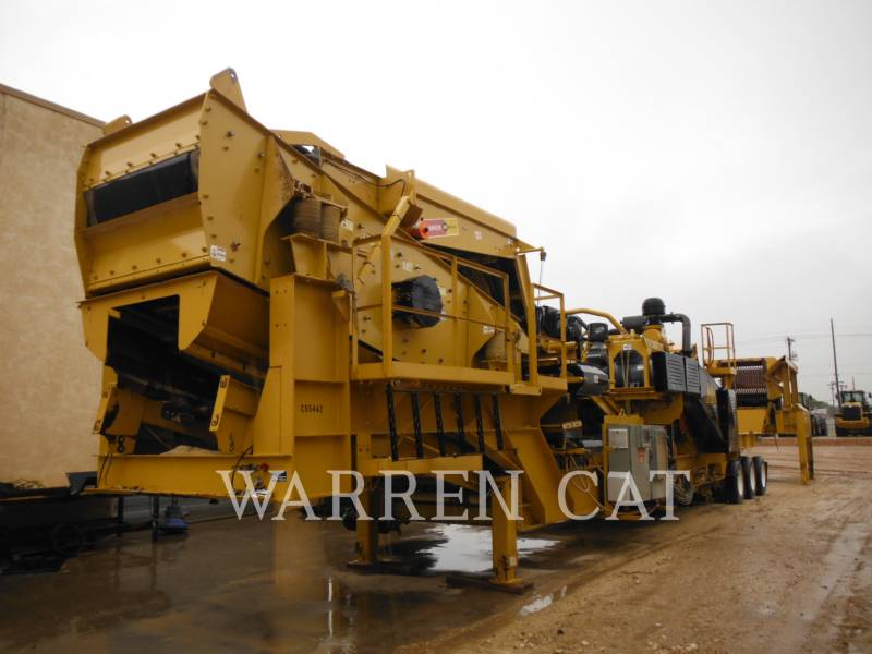 IROCK CRUSHERS WT - CONCASSEURS RDS-20 equipment  photo 1