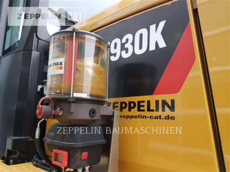 CATERPILLAR ŁADOWARKI KOŁOWE/ZINTEGROWANE NOŚNIKI NARZĘDZI 930K equipment  photo 19