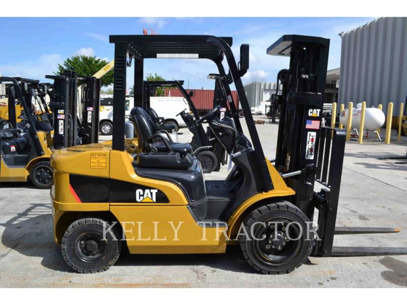 CATERPILLAR LIFT TRUCKS FORKLIFTS PD6000 equipment  photo 2