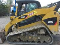CATERPILLAR 多様地形対応ローダ 289C equipment  photo 3
