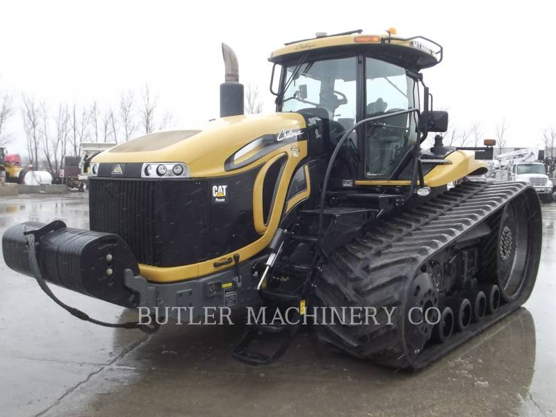 AGCO-CHALLENGER LANDWIRTSCHAFTSTRAKTOREN MT865C equipment  photo 1
