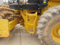 CATERPILLAR VIBRATORY SINGLE DRUM PAD CP-56B equipment  photo 15