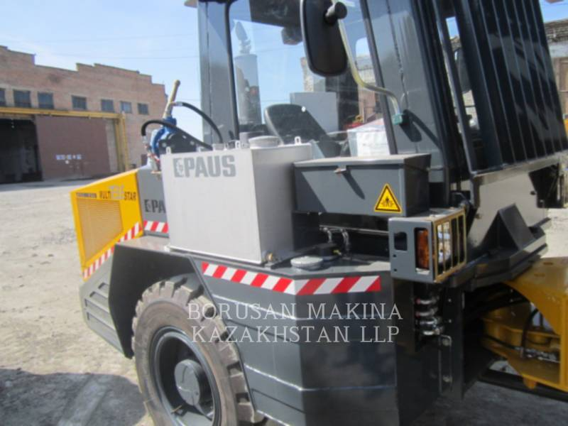 PAUS WHEEL LOADERS/INTEGRATED TOOLCARRIERS PAUS-RL-852 TSL2.4 equipment  photo 13