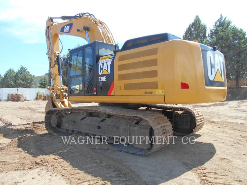 CATERPILLAR EXCAVADORAS DE CADENAS 336EL H TB equipment  photo 4
