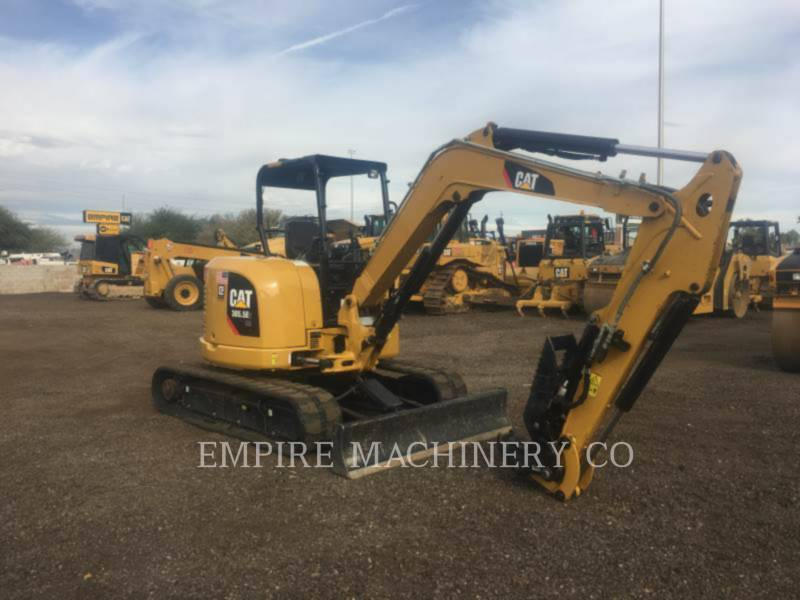 CATERPILLAR KETTEN-HYDRAULIKBAGGER 305.5E2CRT equipment  photo 1