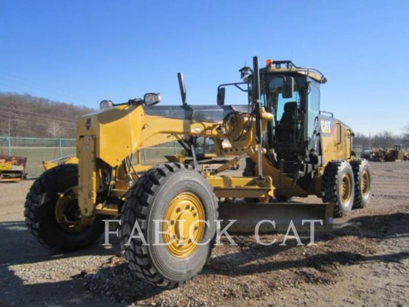CATERPILLAR MOTORGRADER 140M AWD equipment  photo 2