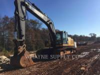 Equipment photo JOHN DEERE 270DLC KETTEN-HYDRAULIKBAGGER 1