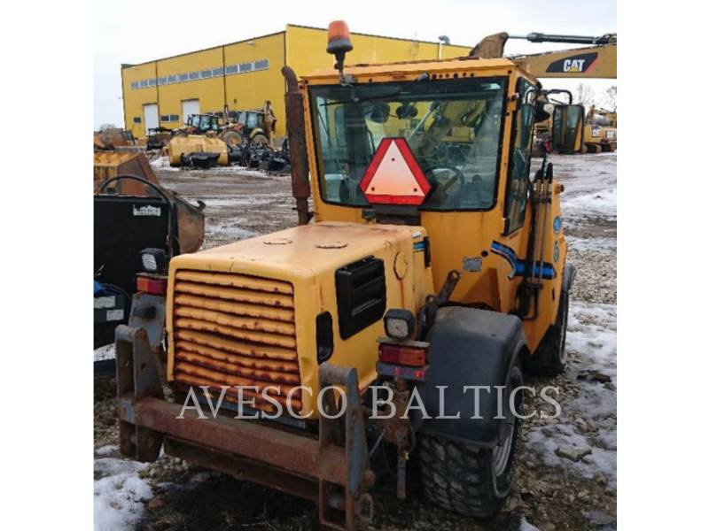 WILLE WHEEL LOADERS/INTEGRATED TOOLCARRIERS 455B equipment  photo 2