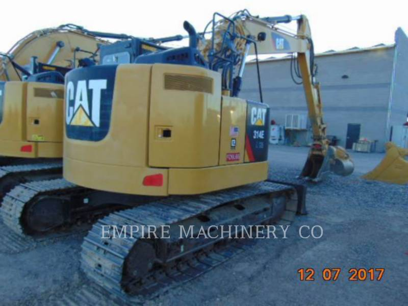 CATERPILLAR ESCAVADEIRAS 314E LCR P equipment  photo 2