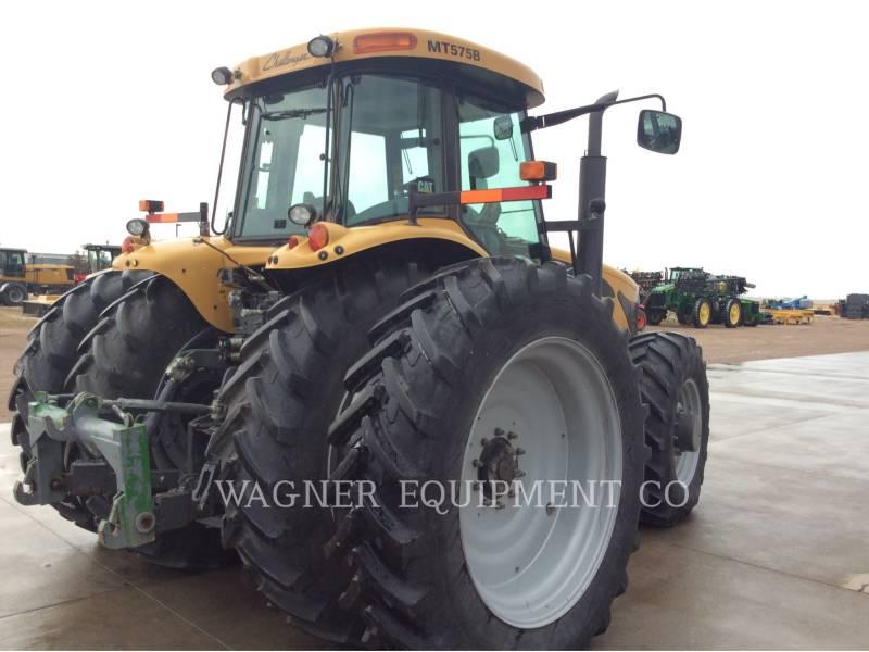 CHALLENGER TRACTORES AGRÍCOLAS MT575B equipment  photo 3