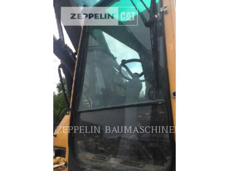 VOLVO CONSTRUCTION EQUIPMENT MOBILBAGGER EW140B equipment  photo 20