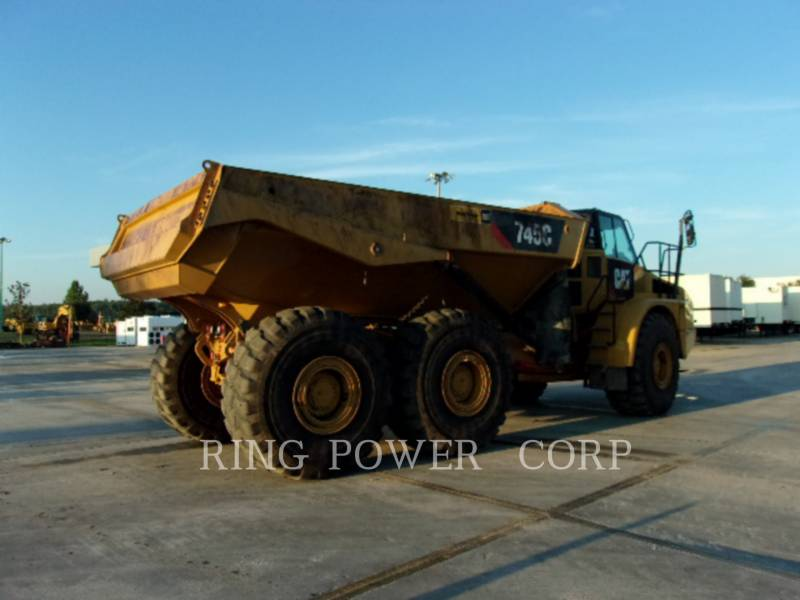 CATERPILLAR ARTICULATED TRUCKS 745CTG equipment  photo 3