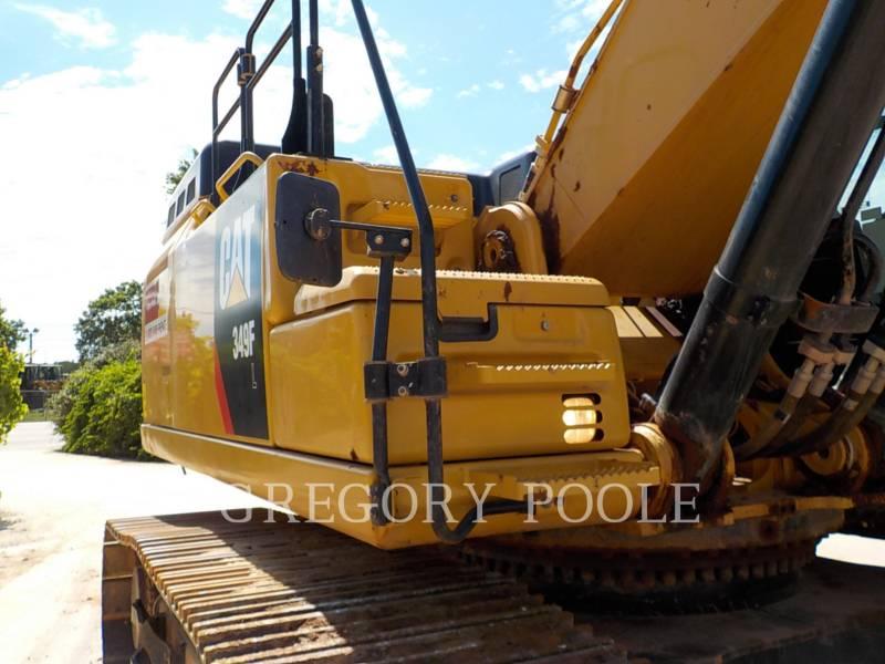 CATERPILLAR TRACK EXCAVATORS 349F L equipment  photo 6