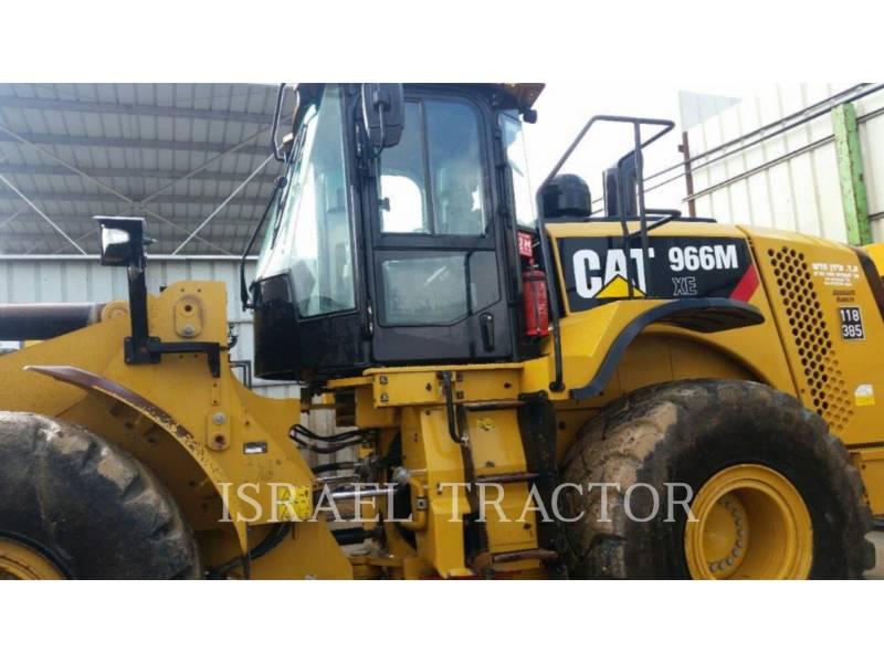 CAT TRADE-IN CARGADORES DE RUEDAS 966MXE equipment  photo 2