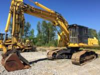 Equipment photo KOBELCO / KOBE STEEL LTD SK350LC CARREGADORAS DE TORA 1