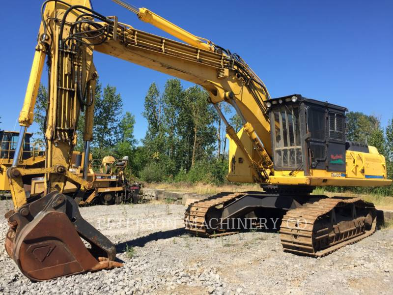 KOBELCO / KOBE STEEL LTD LOG LOADERS SK350LC equipment  photo 1