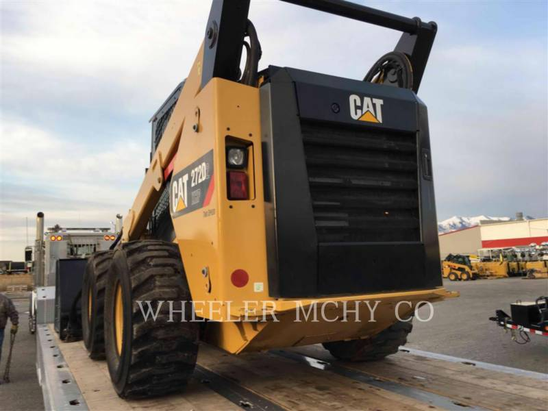 CATERPILLAR MINICARGADORAS 272D2 C3H2 equipment  photo 3