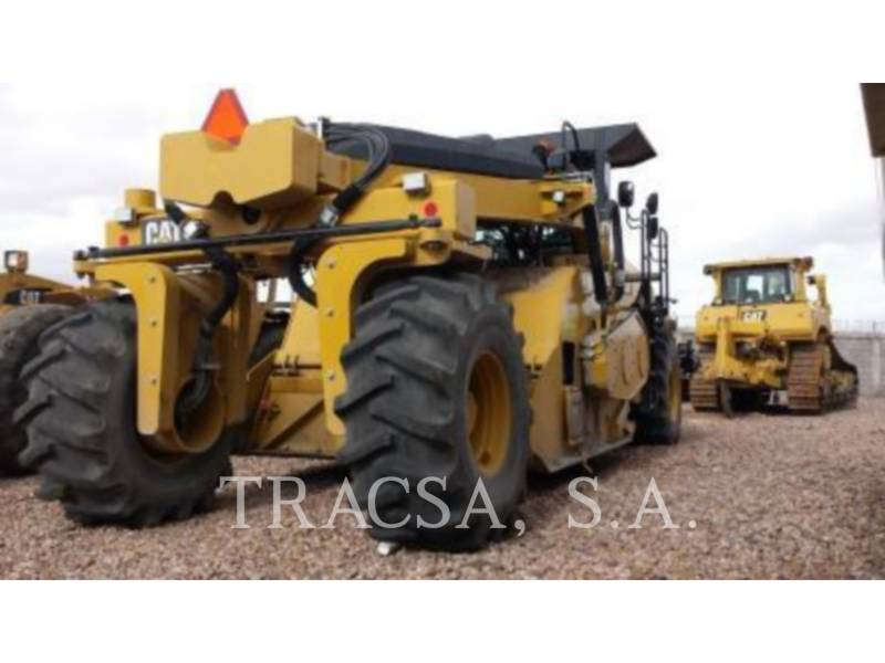 CATERPILLAR STABILISATEURS DE SOL/RECYCLEUSES RM500B equipment  photo 4