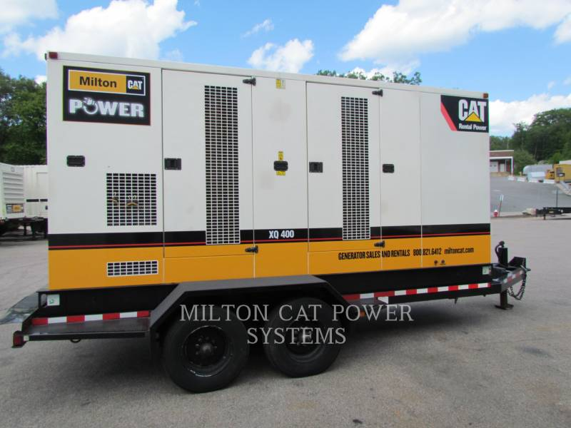 CATERPILLAR PORTABLE GENERATOR SETS (OBS) XQ400 equipment  photo 1