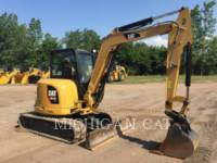 CATERPILLAR TRACK EXCAVATORS 305.5ECR AQ equipment  photo 2