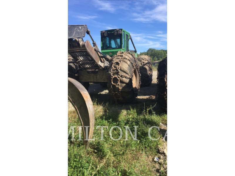JOHN DEERE FORESTAL - ARRASTRADOR DE TRONCOS 848H equipment  photo 3