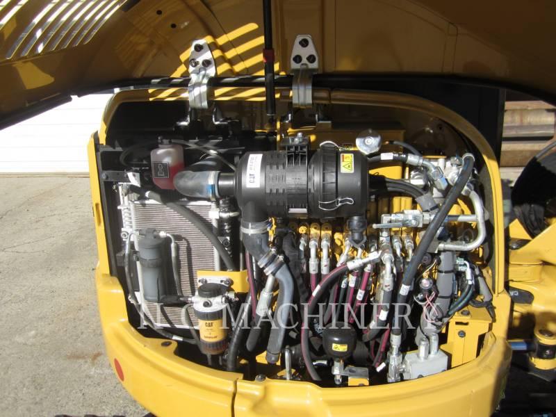 CATERPILLAR TRACK EXCAVATORS 303.5E2CR equipment  photo 6