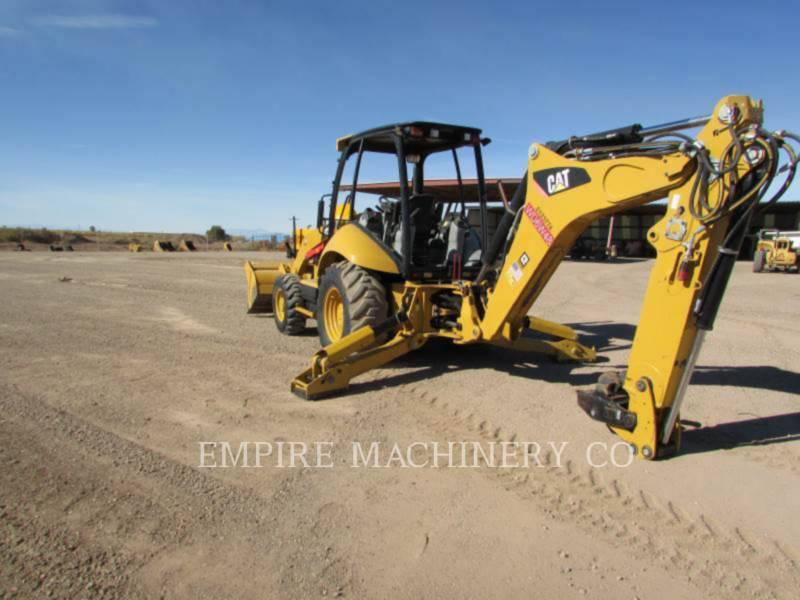 CATERPILLAR バックホーローダ 420F 4EO P equipment  photo 2