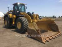CATERPILLAR PALE GOMMATE/PALE GOMMATE MULTIUSO 980M AG equipment  photo 2