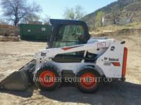 Equipment photo BOBCAT S550 CHARGEURS COMPACTS RIGIDES 1