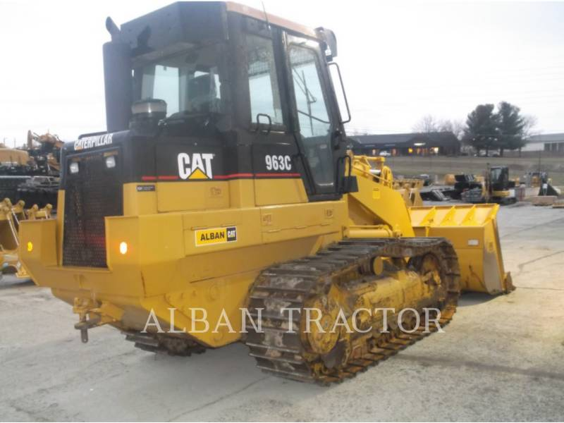 CATERPILLAR 履帯式ローダ 963C CAC equipment  photo 3