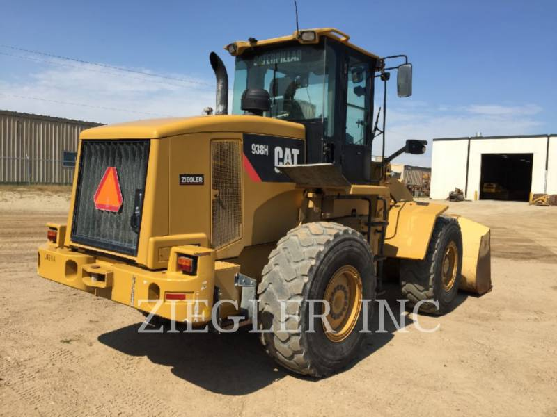 CATERPILLAR CHARGEURS SUR PNEUS MINES 938H equipment  photo 4
