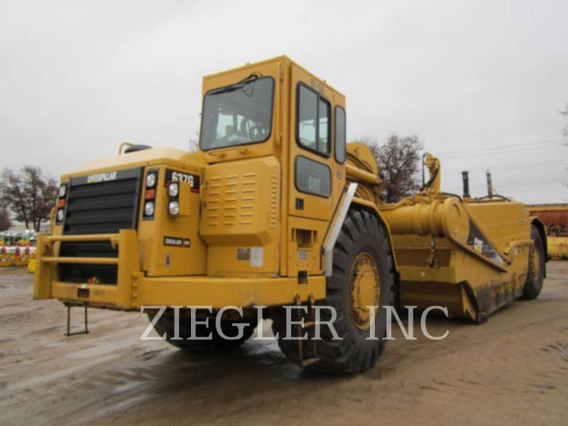 CATERPILLAR WHEEL TRACTOR SCRAPERS 637G equipment  photo 1