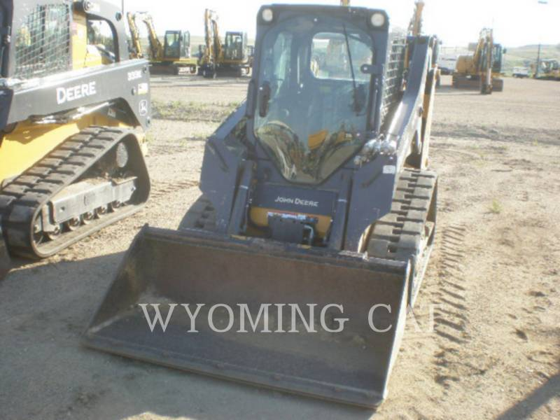 JOHN DEERE SKID STEER LOADERS 317G equipment  photo 5
