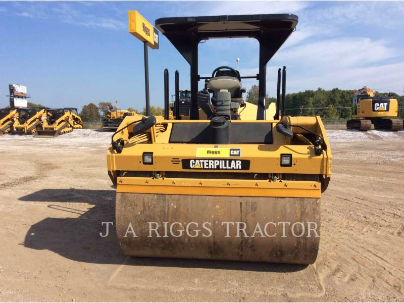 CATERPILLAR COMPACTADORES CB64 equipment  photo 6