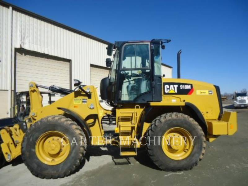 CATERPILLAR WHEEL LOADERS/INTEGRATED TOOLCARRIERS 918M equipment  photo 7