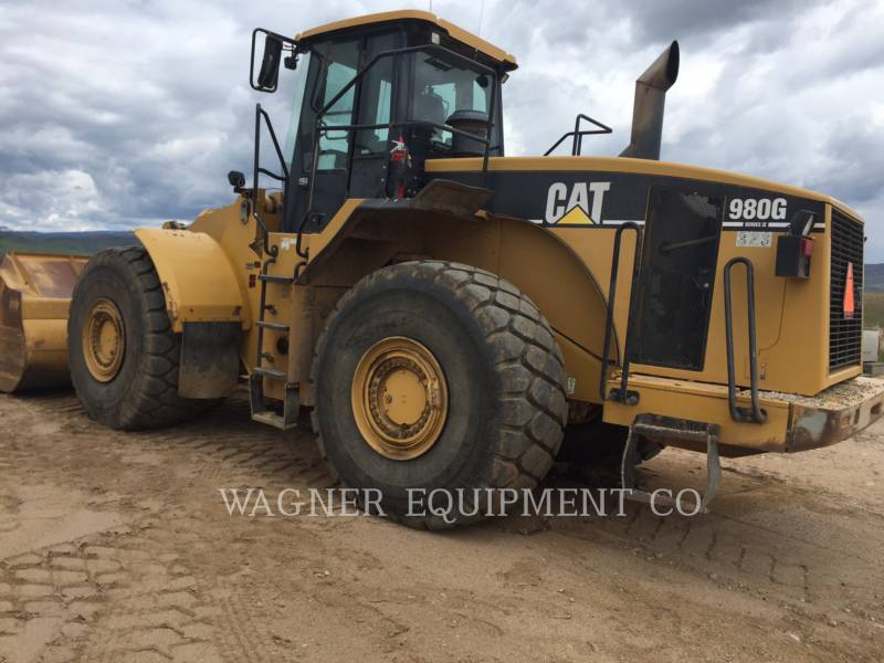 CATERPILLAR WHEEL LOADERS/INTEGRATED TOOLCARRIERS 980G II equipment  photo 4