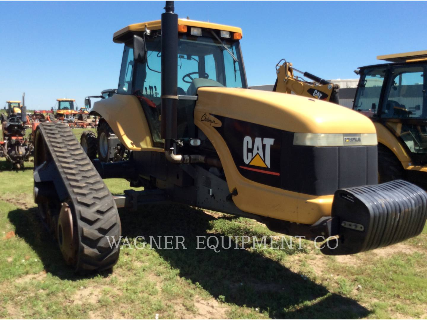 Detail photo of 2001 Caterpillar 55B from Construction Equipment Guide