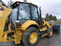 CATERPILLAR BAGGERLADER 420F2IT equipment  photo 7