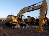 CATERPILLAR ESCAVATORI CINGOLATI 330FL equipment  photo 1