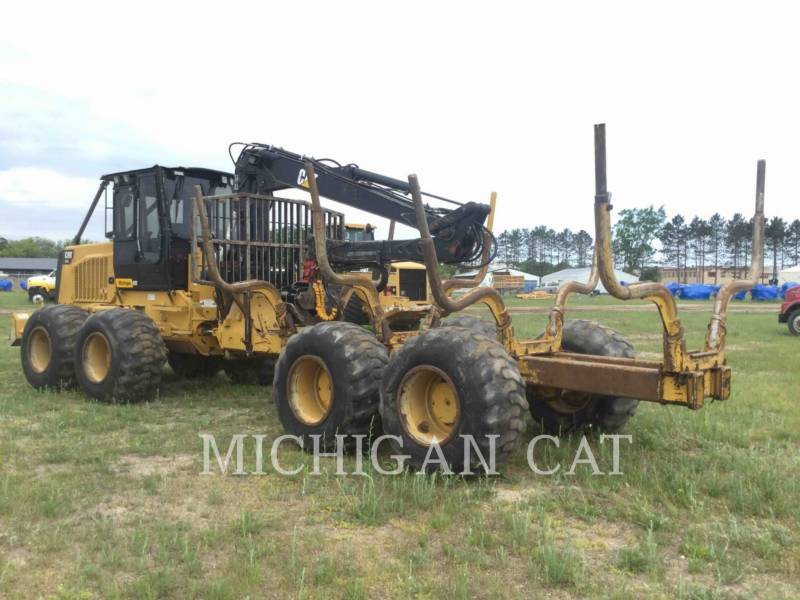 CATERPILLAR FOREST MACHINE 574 equipment  photo 3