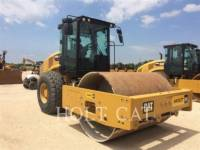 Equipment photo CATERPILLAR CS66B CAB VIBRATORY SINGLE DRUM PAD 1