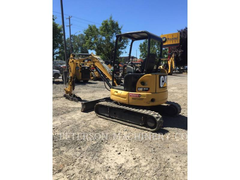 Caterpillar EXCAVATOARE PE ŞENILE 303.5E2CR equipment  photo 3
