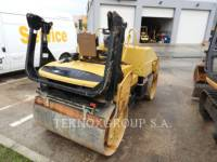 CATERPILLAR VIBRATORY DOUBLE DRUM ASPHALT CB-334EII equipment  photo 23