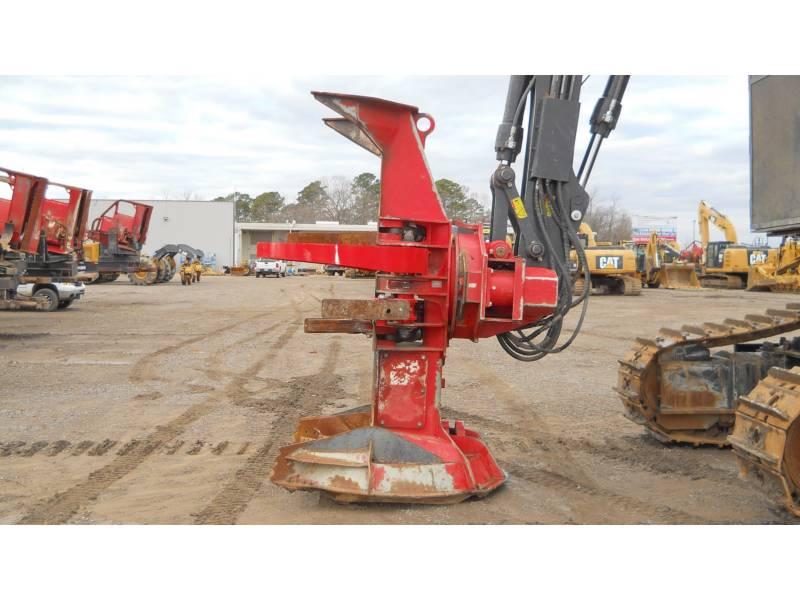 CATERPILLAR 林業 - フェラー・バンチャ - トラック 522B equipment  photo 9