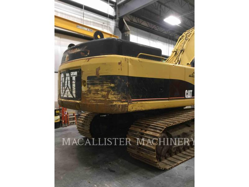 CATERPILLAR トラック油圧ショベル 345CL equipment  photo 11