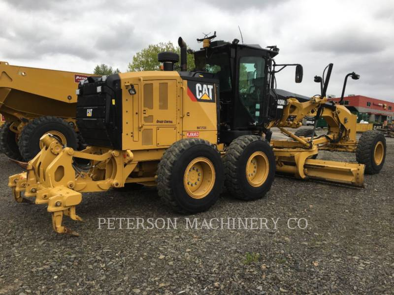 CATERPILLAR MOTONIVELADORAS 140M3 LR equipment  photo 4